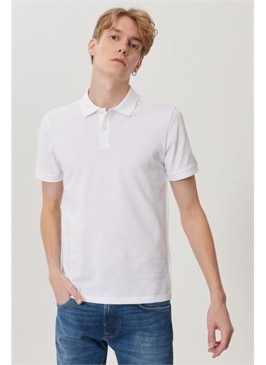 Lee Tişört Beyaz